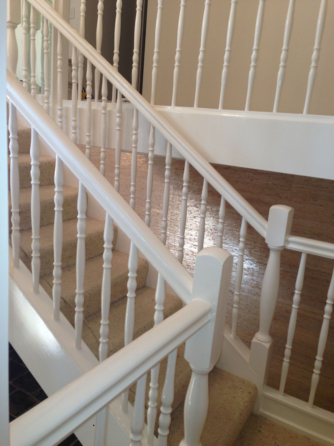 Internal staircase, Indooroopilly